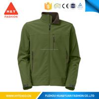 warm outdoor sportswear 100% polyester tad shark skin soft shell jacket