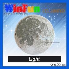 LED Night Light Novelty Light Moon Shaped Lights