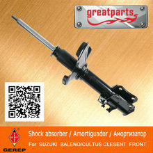 High quality front auto shock absorber for SUZUKI BALENO/CULTUS CLESENT 4160260G51