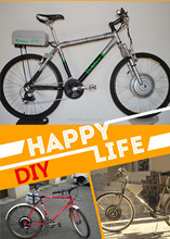 HOT selling CE-approved high power electric bicycle conversion kit