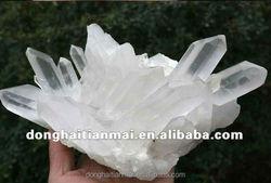 Natural Large Clear Quartz Crystal Cluster Points ,Rock Specimens,Original Cluster,Wholesales