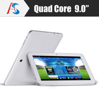 SANEI N903 white color Quad core AllWinner A33 cheap price 9 inch smart android tablet pc in stock