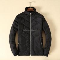 Mens clothing mens cheap thin warm padded jackets coats made in china