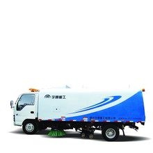 Cleaning and Sweeping Truck
