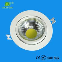 High CRI Ra80 Integrated 5w led antifog downlight square shape led ceiling