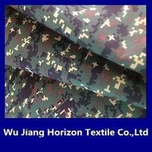 1000D cordura oxford fabric with camo printing printingfor hunter garment