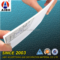 4*8 Rigid pvc foam sheet foam pvc corrugated sheets for bathroom,kitchen cabinets