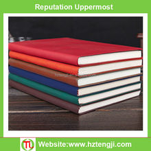 A5 Soft Cover Leather Diary Gift