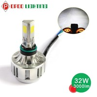Wholesale led motorcycle 6v light, 360 degree 32w 3000lm led motorcycle 6v light