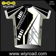 Accept sample order sublimation cycling jersey cycling wear/suit biker/men bike shirts