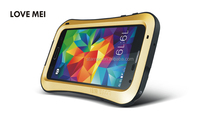 LOVE MEI Life Protection Dirt Proof Case Defender Waterproof Case For Galaxy S5 i9600.