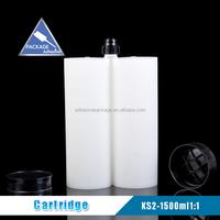 Ks2 1500ml 1:1 silicone sealant grease cartridge