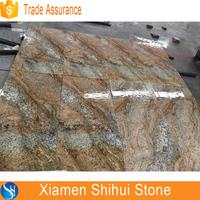 Chinese origin gold granite