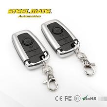 Steelmate E series 1 way car alarm, code hopping, fashionable transmitter