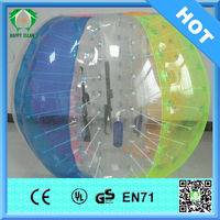 super clear bumper ball bounce ball for adult