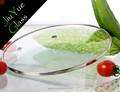 Cristal ollas y sartenes para cocinar tapa