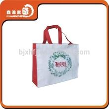 XHFJ on sale new products custom market pp non woven shopping bag
