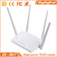 Bydigital MT7620N 580MHz 300M 2.4GHz 802.11b/g/n 3G USB WIFI router support Openwrt wifi router