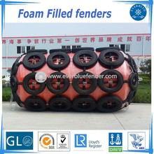 Foam filled boat fenders& inflatable boat and ship rubber fender