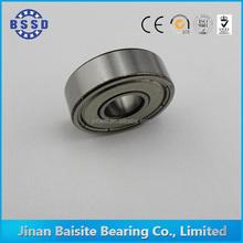 high quality motor quality ball bearings 6307ZZ, 6204ZZ, 608ZZ ball bearing export to South Korea