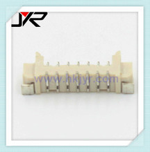 Pitch 1.25mm wafer connector 7 pins smt connector