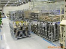 Mesh rolling basket with plastic toy in stock