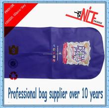 china product 2015 wedding dress cloth bag