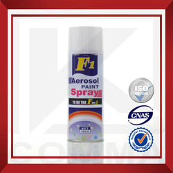Spray Metallic Colors Car Paint White