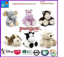 microwavable plush toy/microwave soft plush toy/ stuffed microwavabel toy