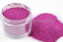 best price glitter powder 25 kg/package