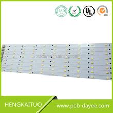 Free sample led street light led aluminum pcb