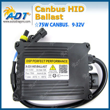 2015 promotional model ac 75w hid ballast for auto vehicle