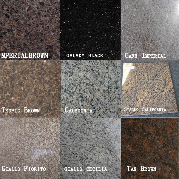 Hot Selling Indian Granite Imperial Redred Granite Colorsgranite