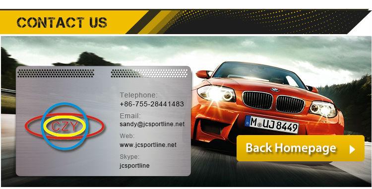H Estilo PU X6 Roof Spoiler Asa para BMW