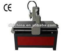 Medium-sized CNC Router for mold/wood/arts&crafts/glass/acrylic (ZK-6090) with CE