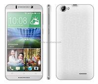 X-BO V6 5.5 Inch MTK6582 quad core dual sim dual standby 3G GPS WIFI smart Android transparent phone