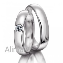 AGR0052 gay man ring 925 sterling silver rings mens adjustable wedding bands