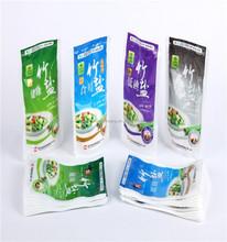Superstarpack plastic condiment zip pouch