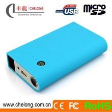 Chelong New jump starter 10000mAh portable car emergency power supplier car jump starter for auto