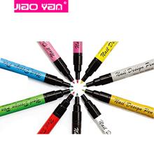 Newest Colorful Nail Art Pens Hot Designs/Nail Polish Pen #4335