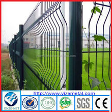 Diamond Mesh Fence Wire Fencing/Bamboo Wire Mesh Fence/Galvanzied Wire Mesh Fence(Manufacture High Quality)