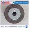 TORNADO aluminum oxide abrasive wood sanding flap wheels factory