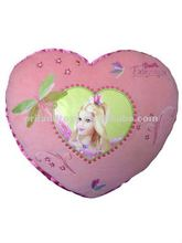 heart shaped foam cushion