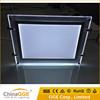 A0 A1 A2 A3 A4 Super Bright LED Crystal Light Box Frame Slim Advertising LED Crystal Light Box