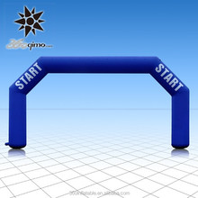 10m Inflatable finish and start line sport arch