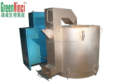 Durable Cheapest aluminum melting holding furnace