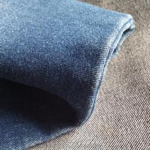 Suave sensación de la mano de satén tejido de algodón y poliéster dril de algodón de los de la tela