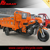 2015 Chongqing Huajun new model cargo tricycle/3 wheel motorcycle 250cc