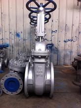 API Gate Valve American ANSI Standard Flange Stainless Steel gate valve oil and gas api chain wheel gate valve