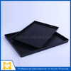 New stylish beautiful plastic serving trays with fast delivery